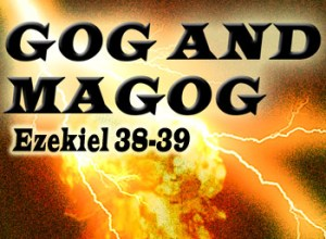 Russia has nothing to do with Magog.
