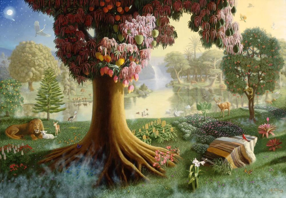 Where Was The Garden Of Eden Christian Worldview Press