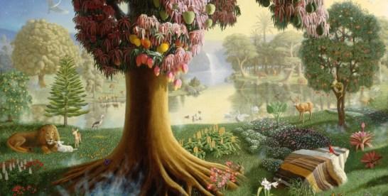 Where was the Garden of Eden?