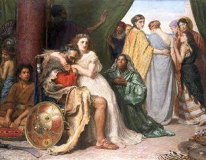 Did Jephthah sacrifice his daughter?