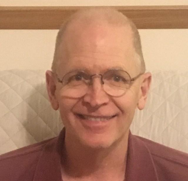 Author John Allen Thornton