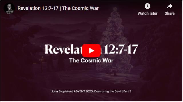 Satan in Revelation 12:7-17