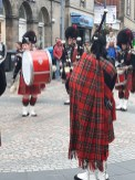 Drums & pipes, Inverness