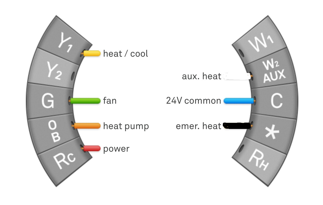 small resolution of ac thermostat wiring diagram dpdt