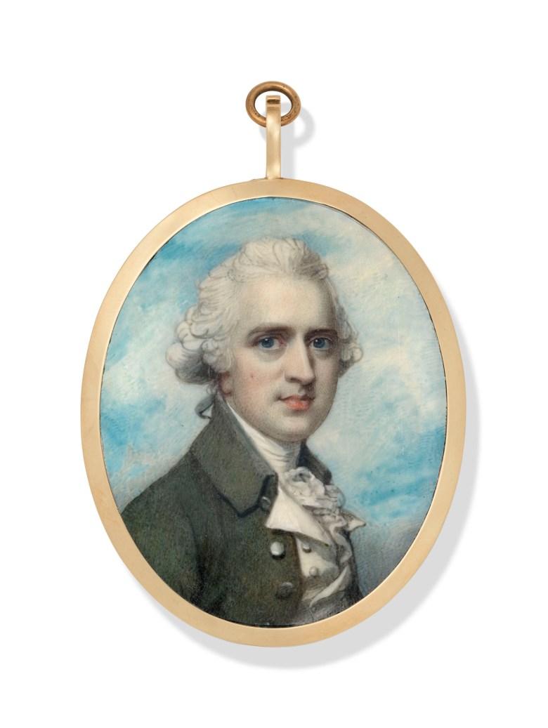 Miniature Portraits : miniature, portraits, Collecting, Guide:, Brief, Introduction, Portrait, Miniatures, Christie's