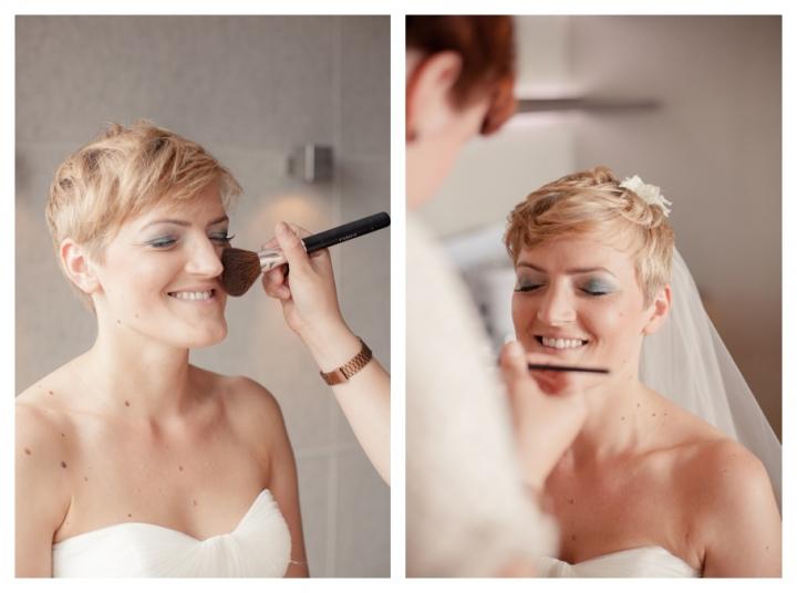 Freie Trauung in Mnster  Hochzeitsfotografin HannoverBraunschweigWolfsburg  Babybauch und