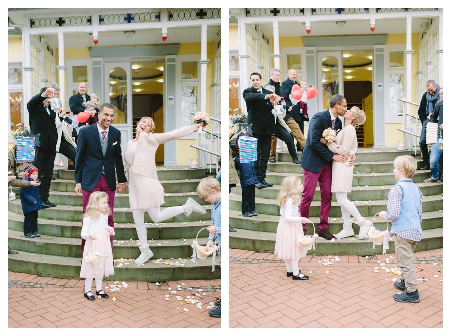 Winterhochzeit im Standesamt Laatzen  Hochzeitsfotograf