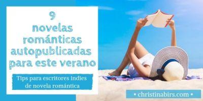9 novelas románticas autopublicadas para este verano