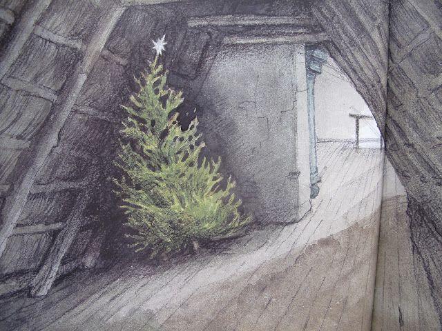 Juletræet HC Andersen - Christina Bjørn