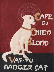 chien quilt
