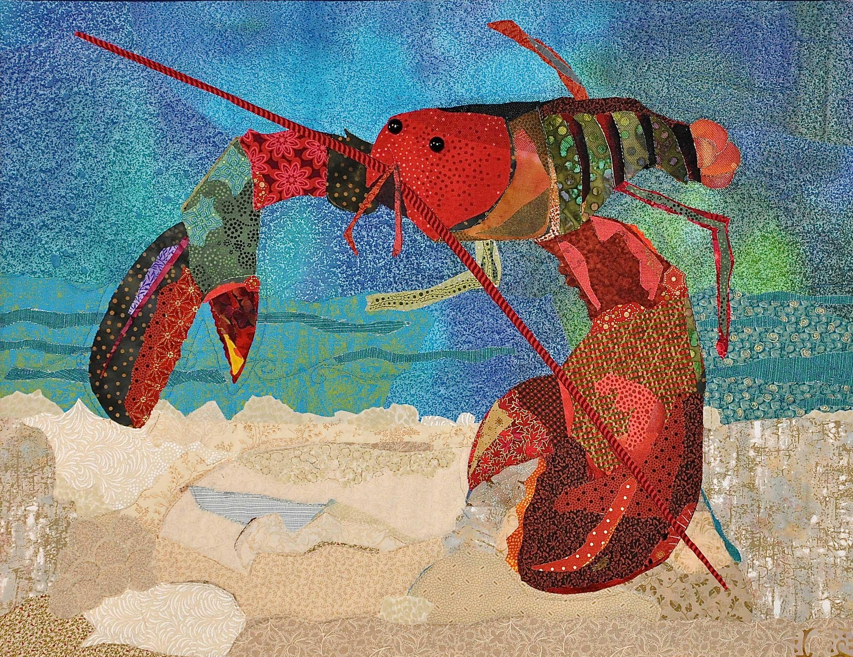 lobster quilt