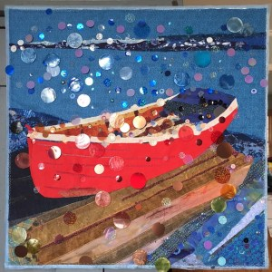 boat quilt