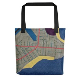 Lordship All Over Print Tote