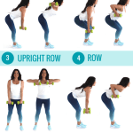 exercises for back fat
