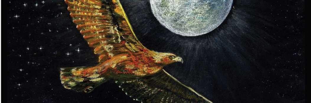 Christina Cherry Art Golden Eagle