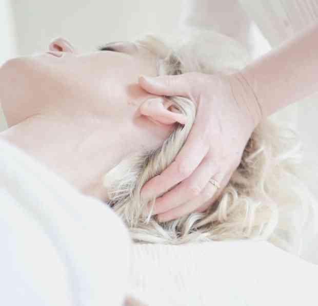 Ayurvedic Indian Head Massage