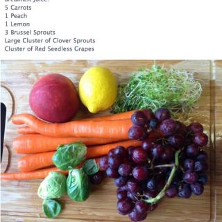 For better health…