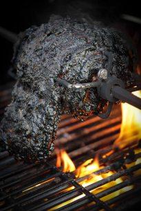 porchetta på rotisseri FAIL brændt -2