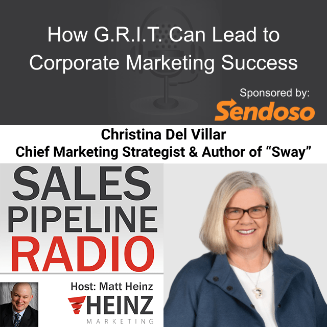 Sales Pipeline Radio show with Matt Heinz