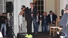 Jermaine Dupri at Startup Rally at Hypepotemus Atlanta