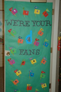 Teacher Appreciation Door Decorating Ideas | The Hungry Family