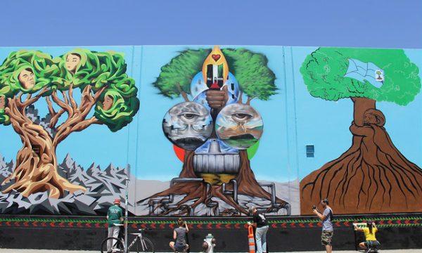 Community Murals Democratic Art And Education David