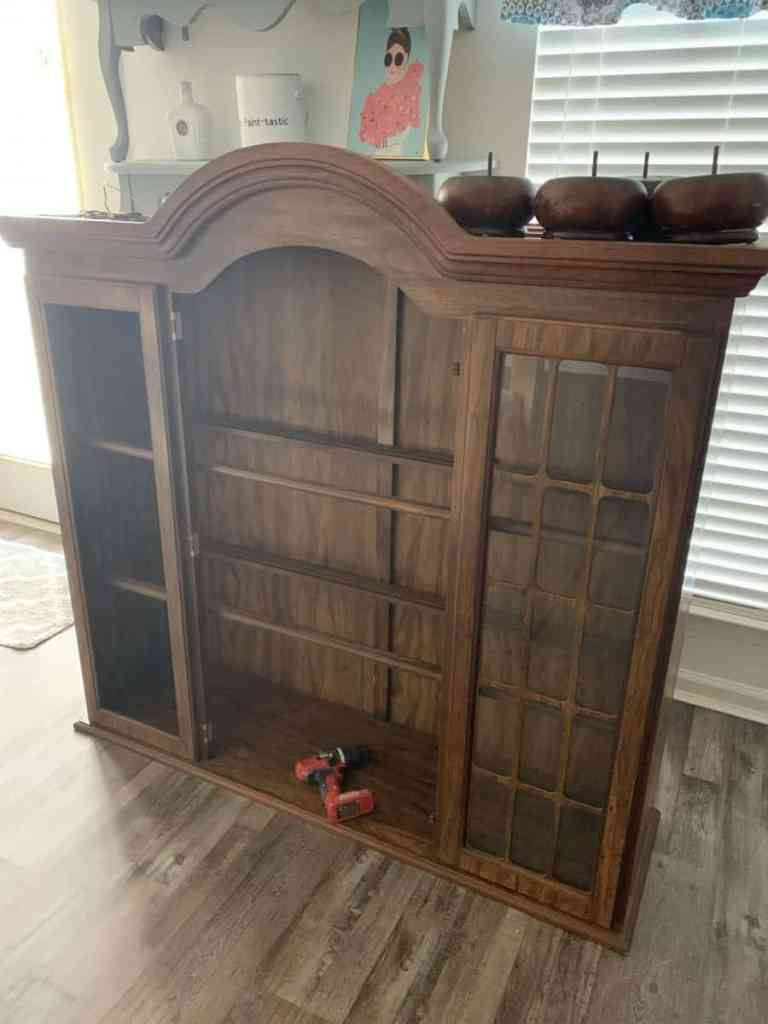 Old Hutch Top