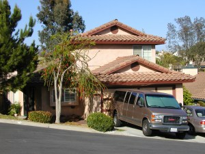 Our house in Escondido