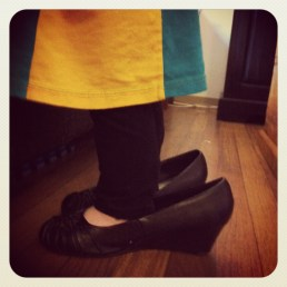 In my shoes - Winter 2012