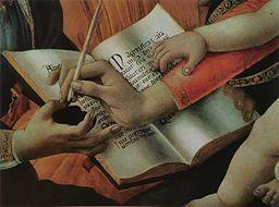 Page URL: http://commons.wikimedia.org/wiki/File%3ASandro_Botticelli_-_Madonna_del_Magnificat.jpg