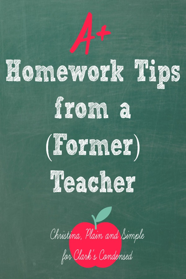 homework pinnable