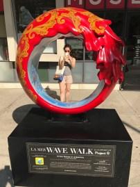 Wave Walk 2 Folk Art (4)