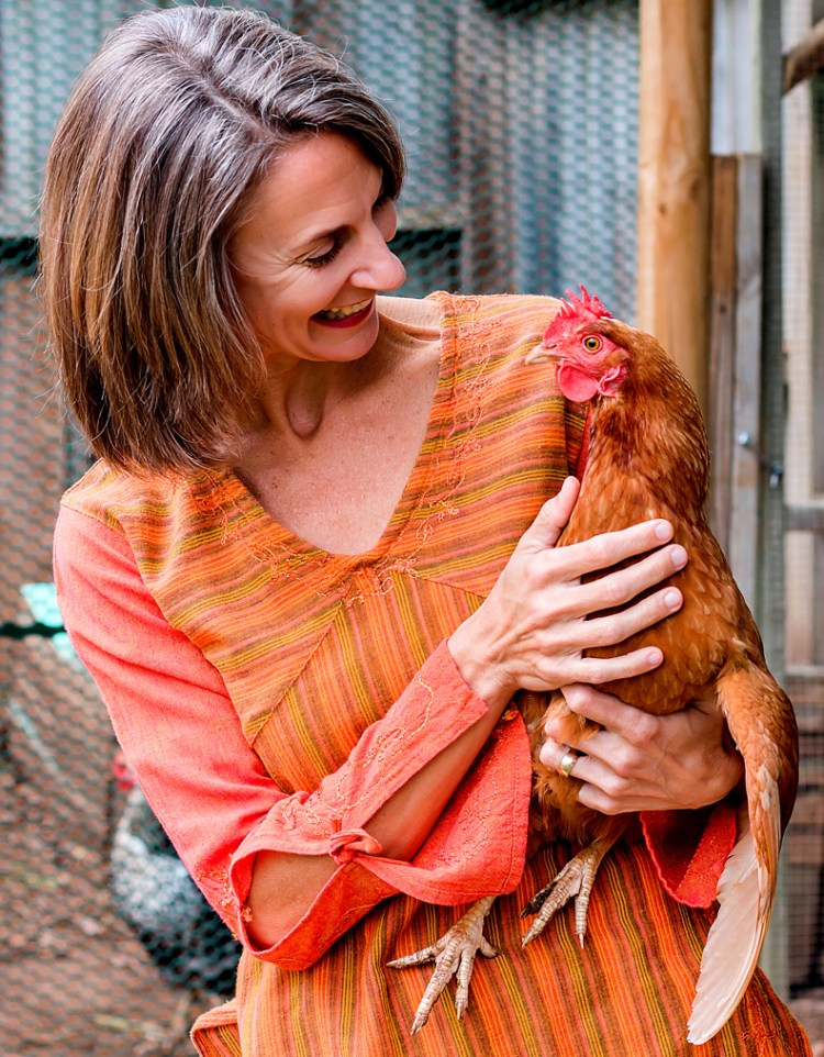 christina nifong and chicken