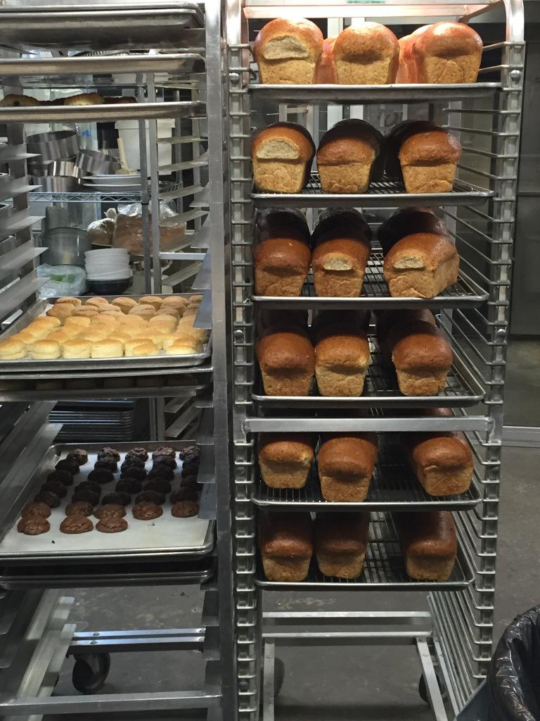 Sarabeth's Bakery, NYC