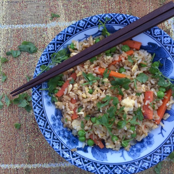Springtime Fried Rice