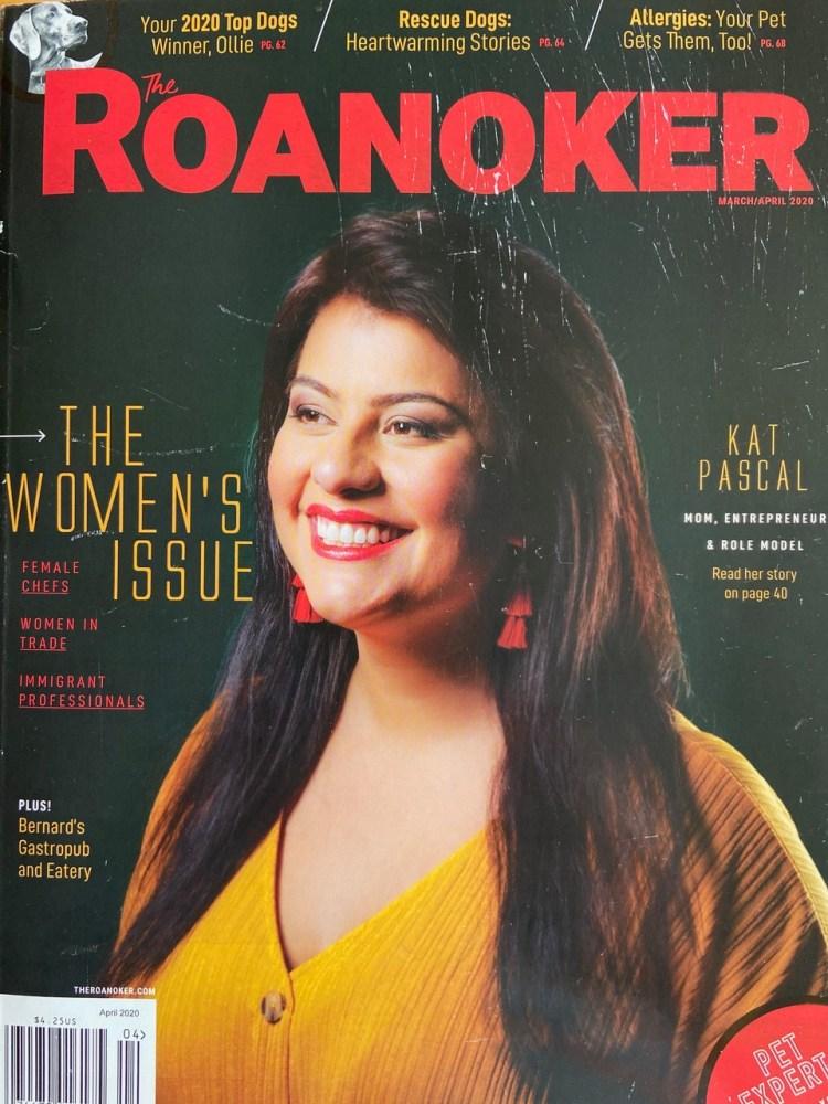 kat pascal magazine cover
