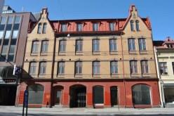 Djäknegatshusen i Malmö