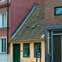Miniatyrhus: Ebbas hus / Miniature houses: Ebba´s house