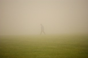Misty shadow