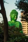 The giant Buddha in Nagoya.