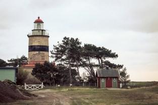 Lighthouse at Falsterbo, Sweden.