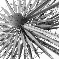 Ferris wheel edges
