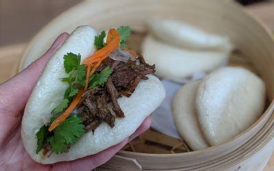 Petits pains vapeur (Gua Bao)