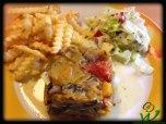 Kürbis-Zucchini-Pfanne