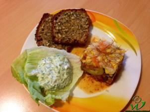 Zucchini-Linseneintopf-griechisch