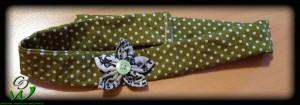 grünes-Haarband-Baby