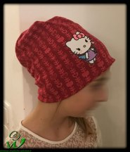 pink Hello Kitty Beanie