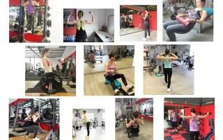 Trainingsplan, Fitness-Routine,Oberkörper/Unterkörper,Trainingseinheit, Grundübungen, Aufwärmsätze,3er Split, Wiederholungen, Meine Fitness-Routine