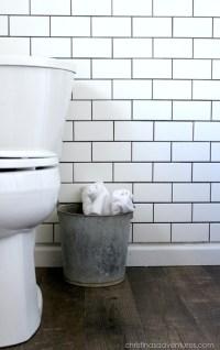 Small Bathroom Makeover - Christinas Adventures