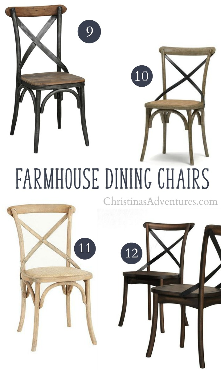 where to buy chairs side for dining x back farmhouse christinas adventures best secret online sources